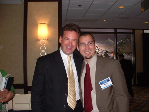 Joel Bauer at Customer Seminar in L.A.
